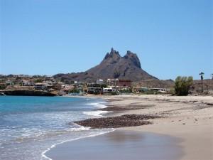 La Posada beach